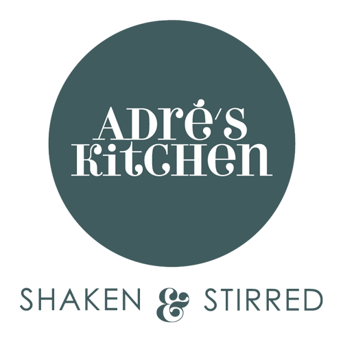 Adré's Kitchen Retina Logo