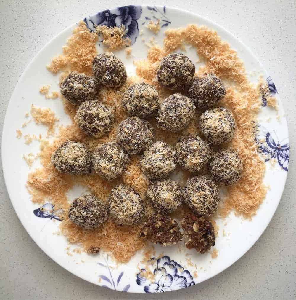 snicker balls